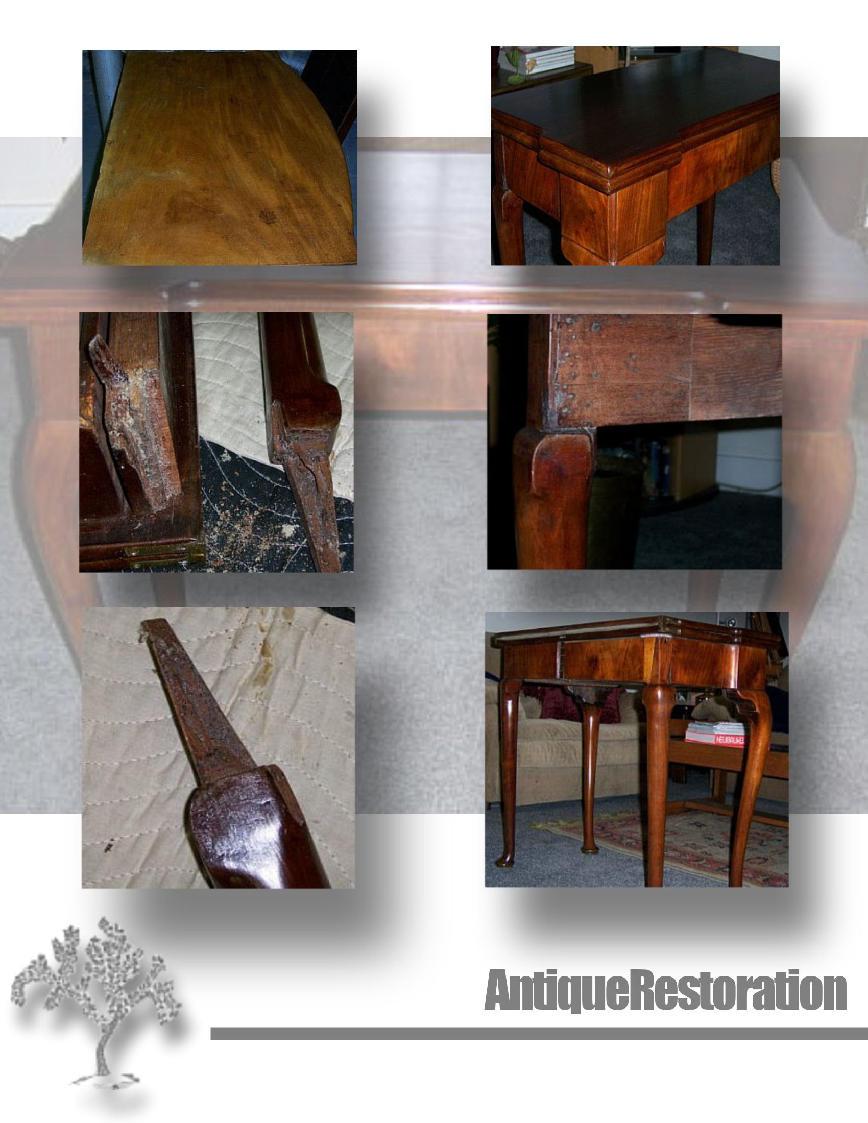 I Inherited The Skill From My Father Steve Stroup Who Has Been Restoring Antique Furniture In Nashville Tennessee For 30 Years