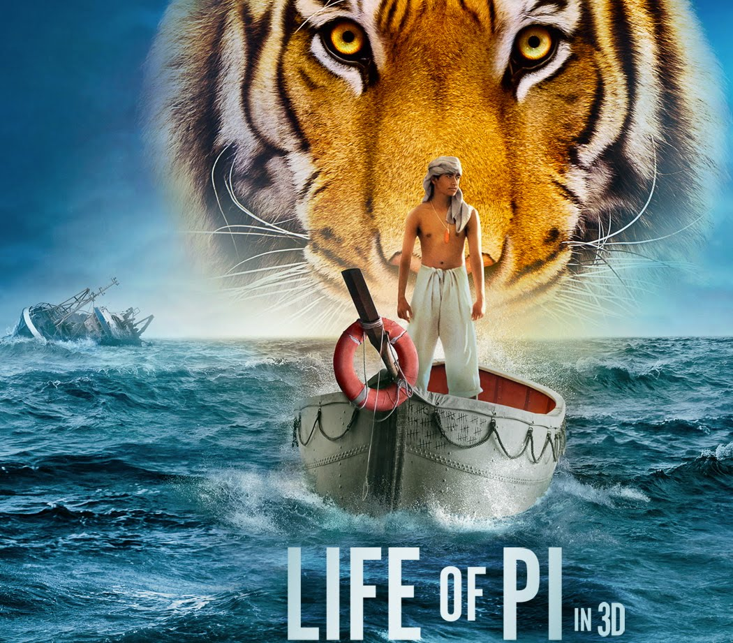 Life of Pi - A Film - Life of Pi