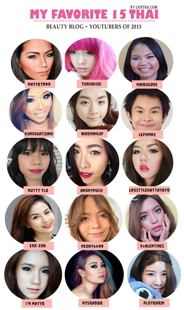 Beauty Blogger Reviews By Ashley: Beauty Blogger (Thailand)