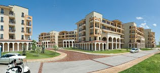 Apartment Block - Green District - Lighthouse Golf Resort