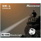 MagicShine MJ880 XM-L2 2000 Lumen LED Bike Light 6.6Ah Battery w// headstrap kit