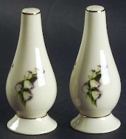'Lily of the Valley' Pepper Shaker