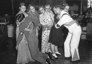 Project 2: 1930s and 1940s dance terms and slang - Linguistics 495