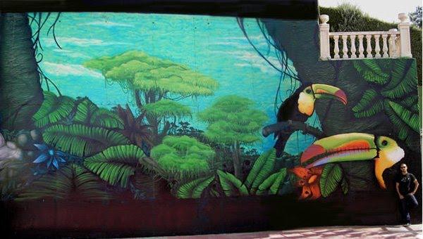 Linkaemule tunning for El mural trailer