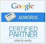 Google AdWords Certified Partner LinkCaffeine