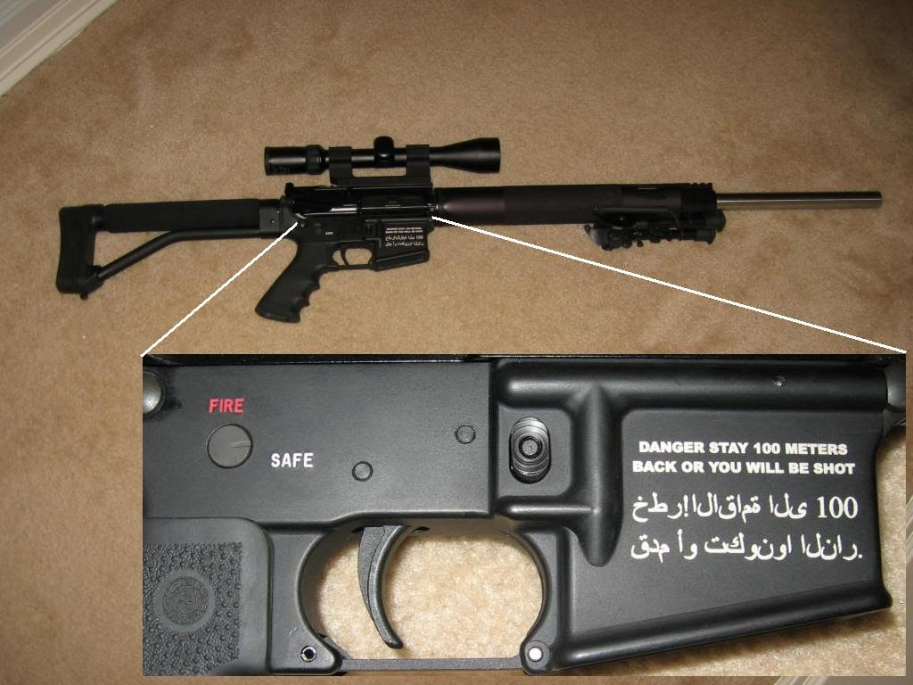 Spike's Tactical Picture Thread - AR15 COM