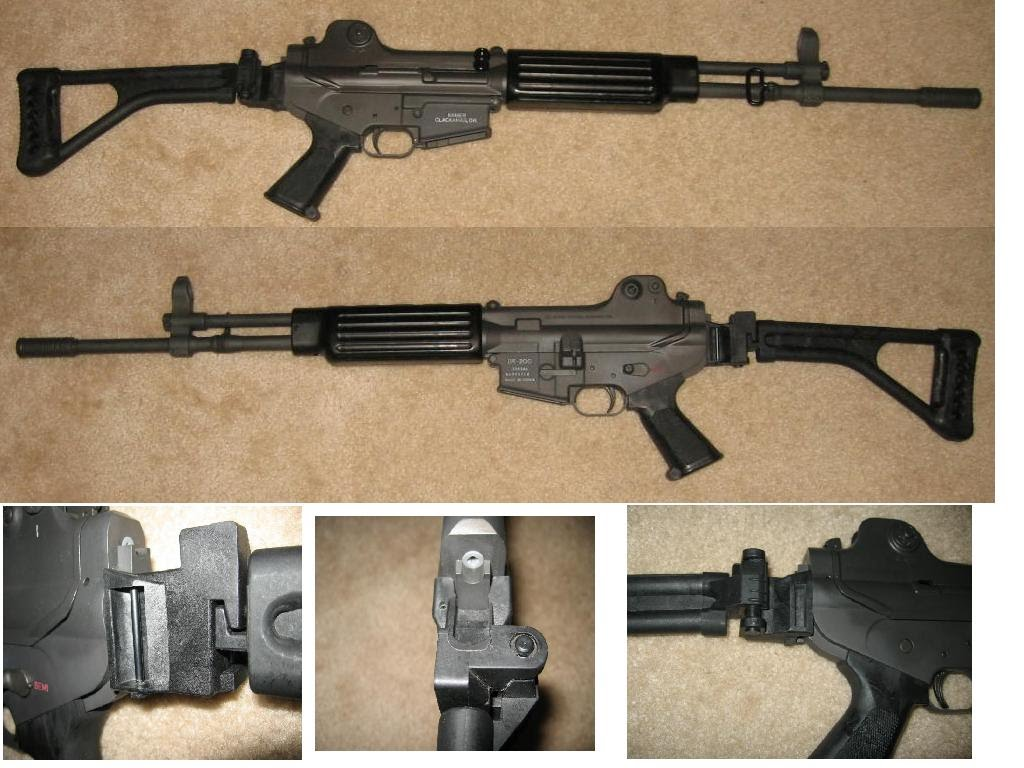 where to buy reasonably priced folding stock for Daewoo DR 200 ...