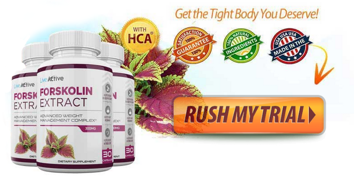 Live Active Forskolin Extract