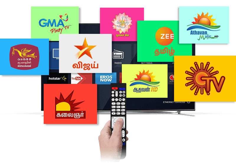 Indian TV Channels Live - Live Hindi TV Channels