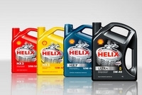 Shell Helix Oils