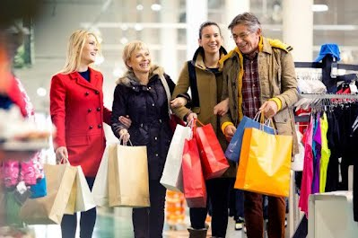 It Is Best To Go Shopping With Your Family Livia Rivera