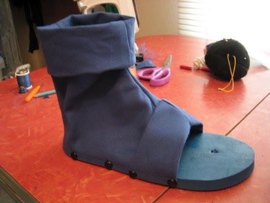 Tutorial Membuat Sandal Naruto Ninja Sandals050-full