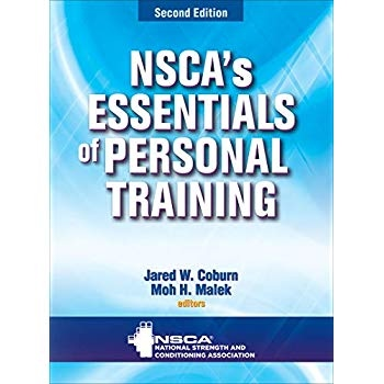 Download Nsca's Essentials of Personal Training Ebook PDF