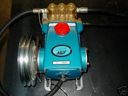 120 volt electromagnetic clutch