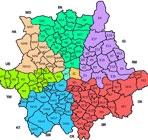London Locksmith covering Map