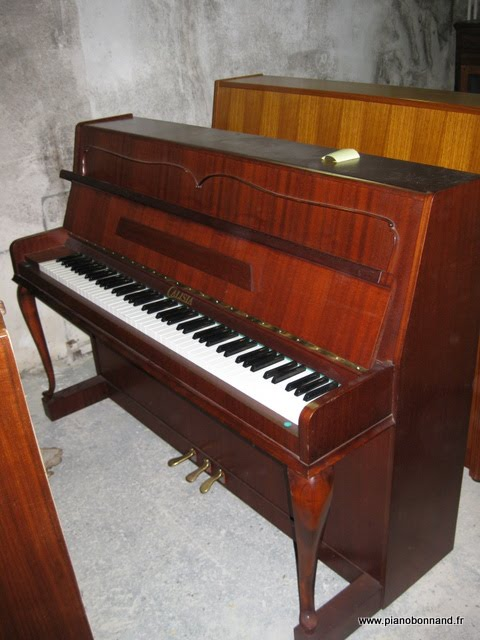 piano d'etude calisia