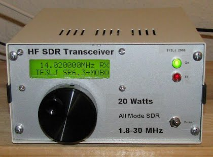 Softrock 6.3 Project SDR