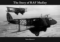 The Story of RAF Madley cover