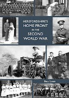 Herefordshire's Home Front in the Second World War cover