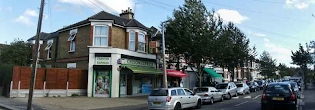 Colworth Road shops