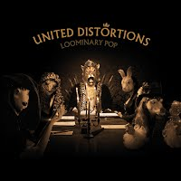 United Distortions CD cover