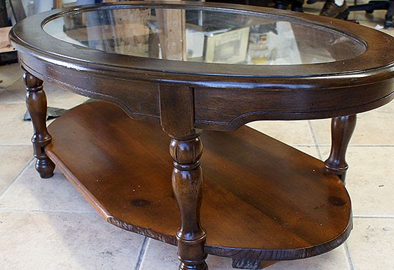 Dining Table Refinishing Los Angeles California By Lopez Furniture