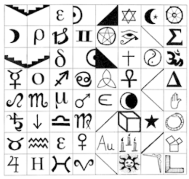Masonic Cipher Lost Symbol Project
