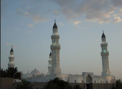 Masjid al-Quba, It is the first mosque, which was built in Rabi al-awwal month.