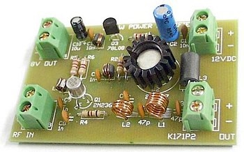KitsRus 250mW FM Power Amplifier - Low Power Radio Archives