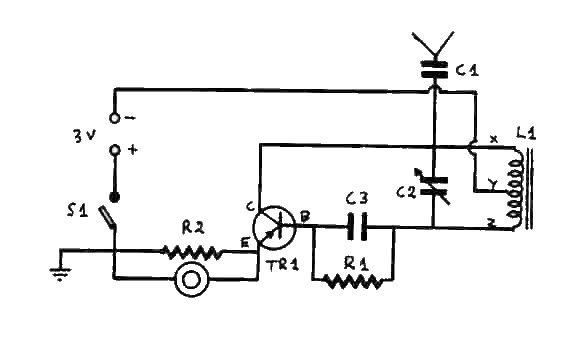 low power radio  simple low power am transmitter
