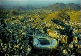 Yet Another Aerial Shot Of Makkah