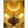 Sheikh Zayed Mosque's Chandelier