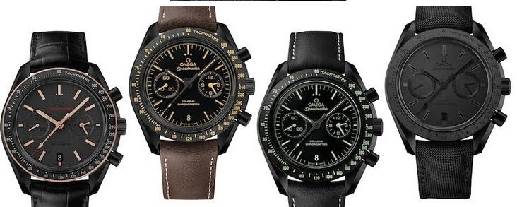 Omega Speedmaster Dark Side Of The Moon Watch Review
