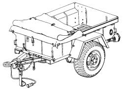 M416 Trailer Project on