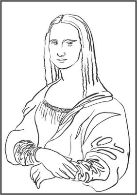 Essay on The Mona Lisa by Leonardo Da Vinci