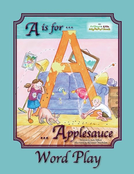 A is for Applesauce Word play