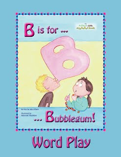 B is for Bubblegum Word Play