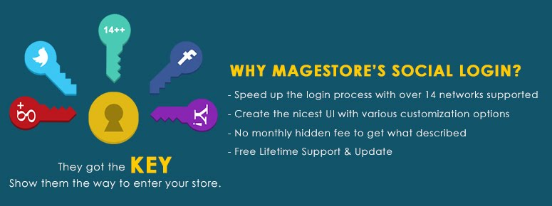Why Magestore's Magento Social Login extension