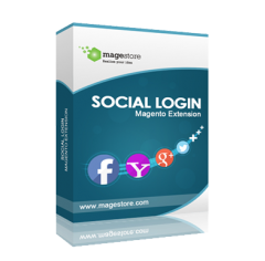 Magento Social Login extension by Magestore