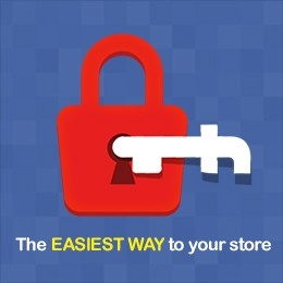 Magento Facebook Login extension by Magestore