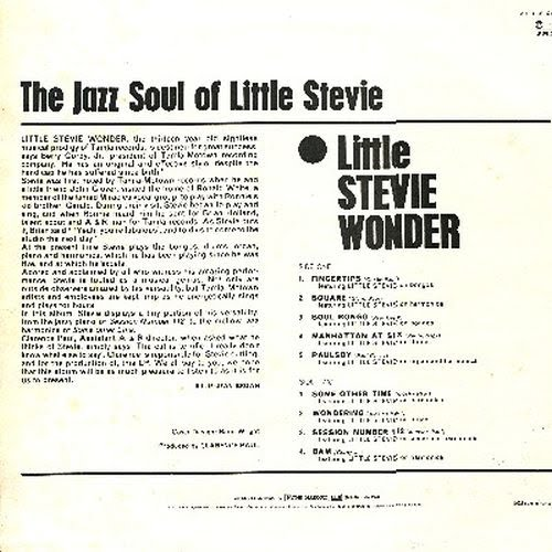 The Jazzsoul of Stevie Wonder