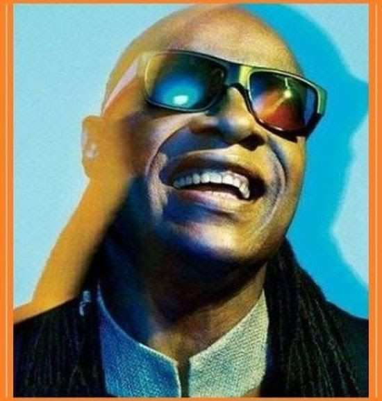 A genius Stevie Wonder
