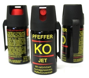 Pfeffer Pepper Spray in Pakistan