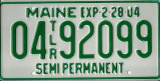 the state of maine dating law