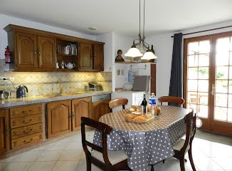 French house with pool to rent