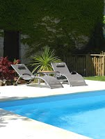 Le Grenier Gite with pool SW France