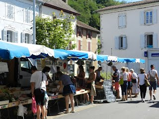 French summer markets
