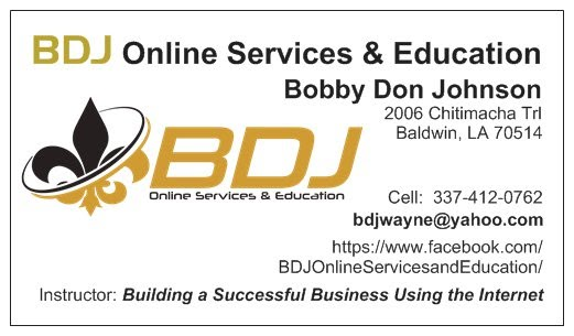 BDJ Online Services & Education