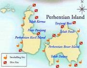 Perhentian_Islands_Karte