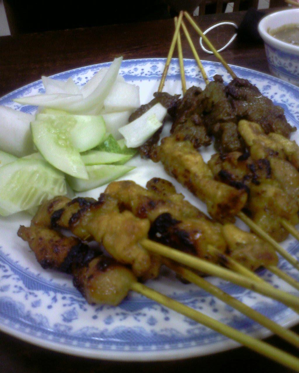 satay a taste of malaysias national snack Satay station: pure taste of malaysian food - see 8 traveler reviews, 2 candid photos, and great deals for kuala lumpur, malaysia, at tripadvisor.